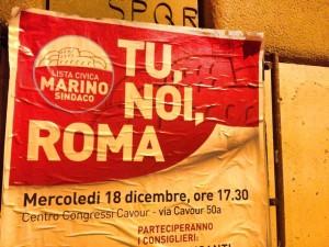 Incontro della Lista Civica con il sindaco Marino