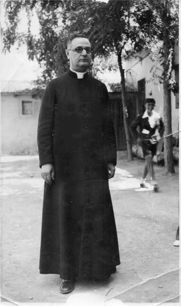 Don Gioacchino REY Oratorio S.M. del Buon Consiglio Roma